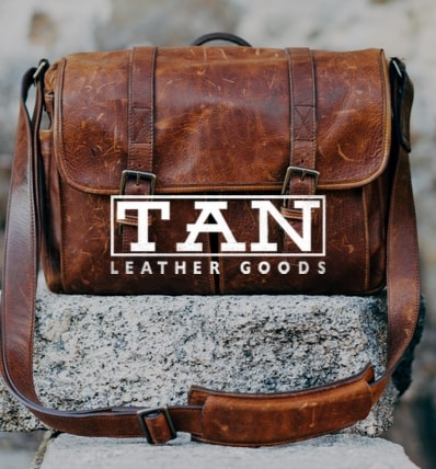 Payflex Tan Leather Goods