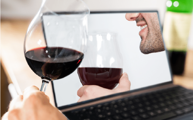 Digital Wine tastings